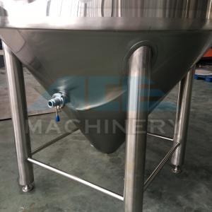Quality 100-50000L Beer Fermentation Tank / Vessel wholesale