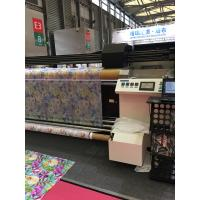 Quality All In One Digital Textile Printing Machine 3.2m With Double 4 Color wholesale