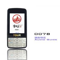Quality Black Tour Guide Audio System 007B Automatic Induction wireless audio tour guide system wholesale