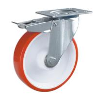 Buy cheap Heavy duty casters with brake from wholesalers