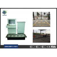 Quality Borders Crossings Under Vehicle Surveillance System Real Time Color IP68 wholesale
