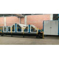 Quality Wool Double Roller Carding Opening Machines/ Two Cylinder Double Doffer carding machine for wool fabric wholesale