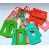 Quality silicone luggage case , silicone luggage tap brand ,silicone tag wholesale