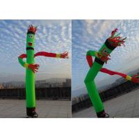 Quality Advertising Inflatable Air Dancer Man Outdoor Mini Air Dancer With Logo wholesale