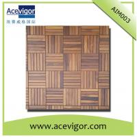 Quality Antique solid wood wall mosaic tiles with high quality & smooth surface wholesale