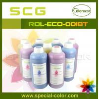 Quality Eco Solvent Ink for roland.mimaki.mutoh.epson print head 6 Color wholesale