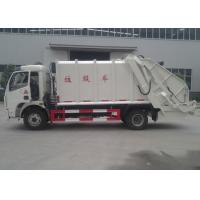 Quality 5CBM Compressed Garbage Compactor Truck Refuse Collection Vehicle wholesale