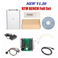 China High quality KTM BENCH ECU Programmer for BOOT and Bench Read and Write Newest ktmbench V1.20 Free Shipping on sale