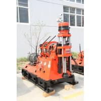 Cheap XY-4 Hole Depth 700 - 1000m Skid Mounted Drilling Rig For Prospecting Mineral for sale