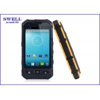 Durable NFC Rugged Outdoor SmartPhone A8 , Dual Sim Standby Smartphone