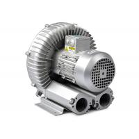 Quality Ac Outlet Electric Air Blower , Aluminium Alloy Double Stage Vortex Blower wholesale