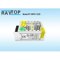 Quality AC100 - 240V Metal Case CCTV Power Supplies Switching Power Supply 12V 2A wholesale
