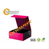 Quality Unique Design Flat Ship Cardboard Foldable Printed Packaging Boxes CMYK printing wholesale