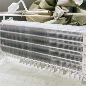 Quality Freezer Refrigeration Evaporators , Finned Aluminum Evaporator In Refrigeration System wholesale