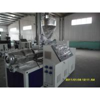 Quality PERT Floor Heating Pipe Plastic Pipe Extrusion Line 380V 75KW 50HZ wholesale