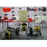 China Wall Airless Building Construction Equipment 220V 50Hz IP54 52Kg 6.5L / Min Wall Spray Paint Machine on sale