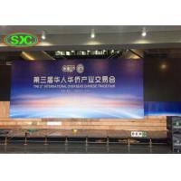 China Indoor p3 p4 p5 p6 advertising led display flexible led commercial advertising screen on sale