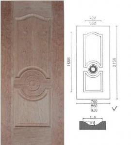 Quality China supplier wood door skin, MDF door skin, plywood door skin wholesale