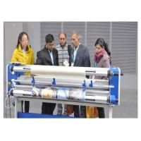 Quality Fayon 1600mm Width Industrial Hot Laminator With Countour Cutter Easy Operation wholesale