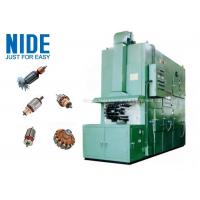 Quality High efficiency Armature Trickling Impregnation Machine , Adjustable Pitch Time wholesale