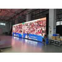 Buy cheap 2.6Mm Pixel Pitch Indoor Led Screen For Hire With Deep Contrast Levels And Uniform Surface from wholesalers