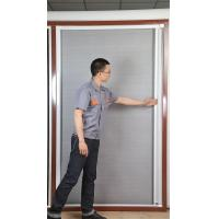 China Easy Washing Roller Fly Screens For Patio Doors With Graceful And Generous Appearance on sale