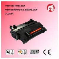 Quality cc364a compatible black toner cartridge for  Hp wholesale