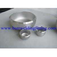 Buy cheap Butt Weld Stainless Steel Pipe Cap from wholesalers