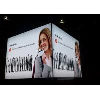 8mm Pixel Pitch Outdoor Fixed LED Display With 960X960X115mm Cabinet