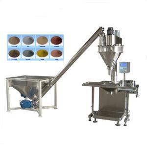 Quality Toner Powder Packing Machine Manufacture,Semi Automatic Powder Packing Machine, SS304 Auger Filler JSL-1A1 wholesale