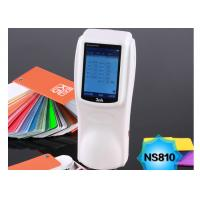 Quality Handheld Color Measurement Spectrophotometer , CIE Data Colour Spectrophotometer wholesale