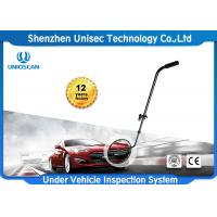 Quality Black Rods Under Vehicle Inspection Mirror For Security Checking UV200 wholesale