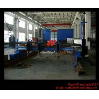 Cheap Gantry Type Plasma CNC Cutting Machine Japanese Panasonic For Steel Industry High Speed for sale