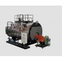 Quality Automatic PLC 2 Ton Oil Fired Steam Boiler Efficiency , Stainless Steel Plate wholesale