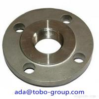 "Quality 4"" ASTM SA/A105N Forged Steel Flanges Galvanizing Surface For Oil System wholesale"