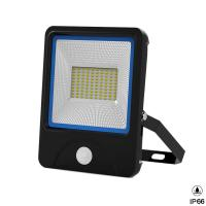 Quality 120Lm Per Watt Outdoor Integrated LED Flood Light Motion Sensor Energy Saving wholesale