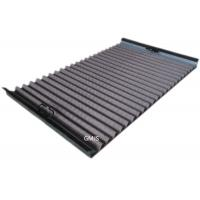 Quality FLC 500 API 20 PMD Wave Type Shale Shaker Screen Mud Cleaner With 98.5% Hole Shape wholesale