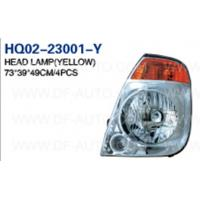 China KIA BONGO 2004 Head Lamp(Yellow) 92101-4E000 92102-4E000 on sale