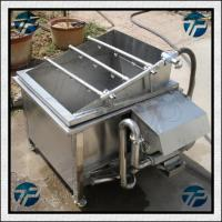 Quality Small Bubbles Washing Machine for fruit, vegetable and fish wholesale