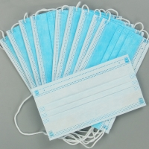Quality EN149 Anti Fog Mouth 3 Layer Civil Disposable Nose Mask wholesale