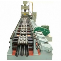 Quality Two Waves And Three Waves Highway Guardrail Roll Forming Machine wholesale