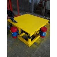Quality High capacity concrete mould vibrating table for sale wholesale