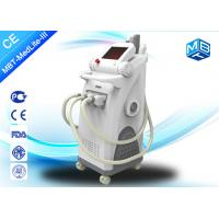 Quality Multifunctional 3 in 1 SHR IPL Hair Removal Machine / ND YAG Laser Tattoo Removal Machine wholesale