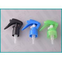 Quality Black / Blue All Plastic Trigger Sprayer With PP Polypropylene Material wholesale