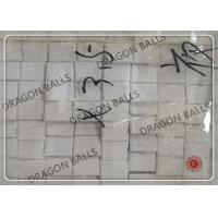 China Ceramic Lining High Alumina Bricks Ceramic Mosaic Tile Wear Resistant on sale