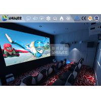 Quality 360 Degree Screen Mini Cinema 6D Movie Theater Immersive Experience / Special Effects wholesale