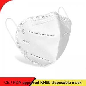 Quality Protective Ffp3 Non Woven Face Mask Disposable Face Mask White Color CE FDA wholesale