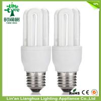 Cheap Halogen 3u Shaped Fluorescent Light Bulbs Compact