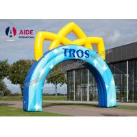 Quality King Diadems Inflatable Race Arch Hire Inflatable Haunted House Archway wholesale