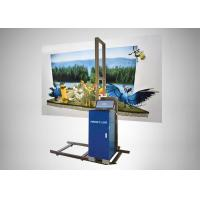 Quality Large Format Painting Wall Inkjet Printer 3D Foldable Vertical Type UV Colorful wholesale